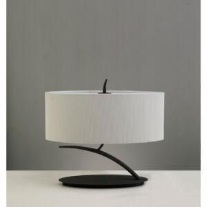 Mantra 1158 Asztali lámpa EVE antracit fém