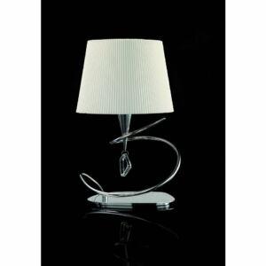 Mantra MARA 1650 Asztali lámpa króm 1xE14 max. 20W 26,5x46 cm