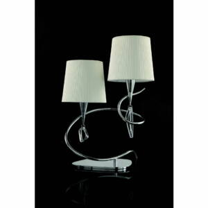 Mantra 1651 Asztali lámpa MARA króm fém