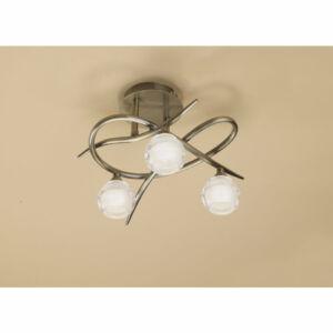 Mantra LOOP 1824 Mennyezeti lámpa sárgaréz fém