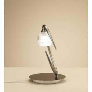 Mantra LOOP 1827 Asztali lámpa sárgaréz 1xG9 max. 33 W 16x24,5 cm