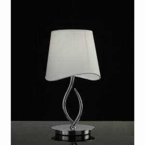 Mantra NINETTE 1905 Asztali lámpa króm fém