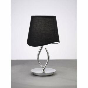 Mantra NINETTE 1915 Asztali lámpa króm 1xE14 max. 20W Ø20x37,3 cm