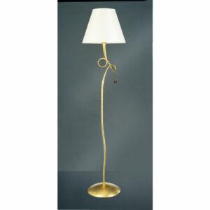 Mantra PAOLA 3543 Állólámpa arany 1xE27 max. 100W 173xØ40 cm