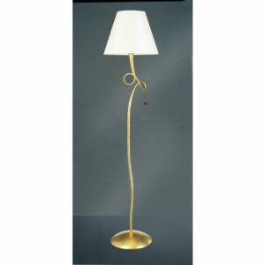 Mantra 3543 Állólámpa PAOLA arany fém