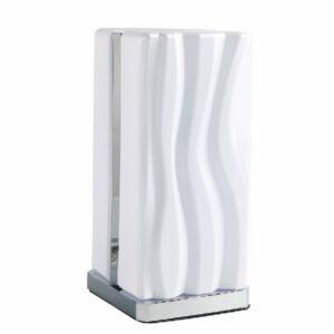 Mantra ARENA 5046 Asztali lámpa fehér akril
