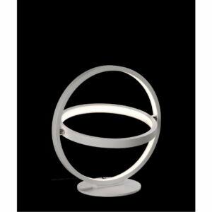 Mantra 5747 Ledes asztali lámpa Orbital fehér fehér fém fém