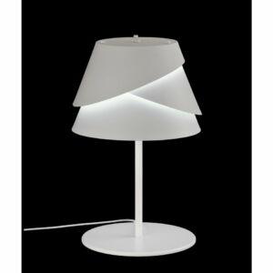 Mantra Alboran 5863 Éjjeli asztali lámpa fehér fehér 1 x E27 max. 40W 58 x 33 x 33 cm