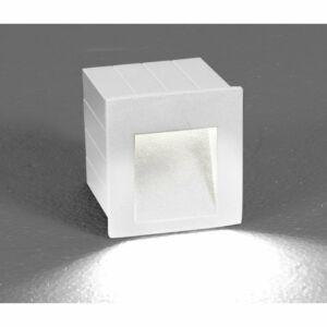 Nowodvorski STEP LED TL-6908 Kültéri fali LED lámpa fehér LED 3W 7x6,5cm