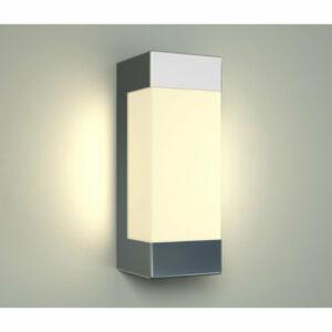 Nowodvorski FRASER TL-6943 Kültéri fali LED lámpa króm LED 6W 19x7cm