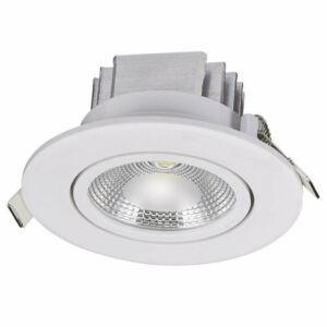 Nowodvorski CEILING COB TL-6971 Álmennyezetbe építhető lámpa fehér LED 5W Ø9x4cm