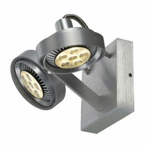 SLV KALU 147716 Mennyezeti spot lámpa 2xGU10 max. 75 W 20,5x30,5x16 cm
