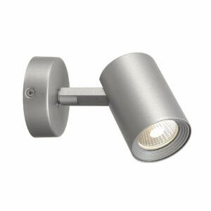 SLV DEBASTO 148504 Mennyezeti spot lámpa ezüst LED 8W Ø6,2x max. 13,5cm