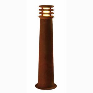 SLV RUSTY 229021 Kültéri állólámpa rozsda 1xE27 max. 11 W 70x19 cm