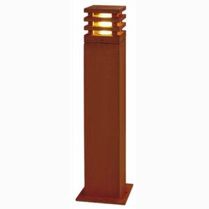 SLV RUSTY 229421 Kültéri állólámpa rozsda 1xE27 max. 11 W 71x17x17 cm