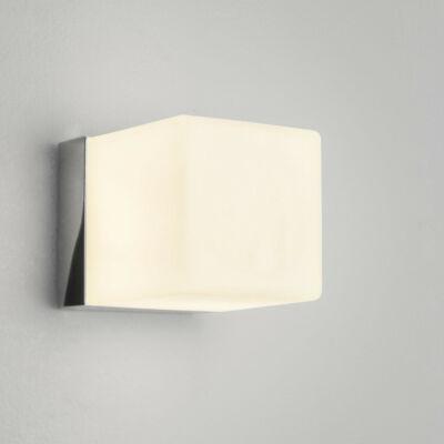 Astro Cube 1140001 fürdőszoba fali lámpa króm fehér fém