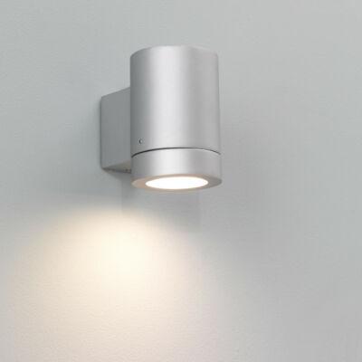 Astro Porto 1082003 kültéri fali lámpa ezüst fém