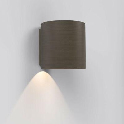 Astro Yuma 1399008 fali lámpa bronz