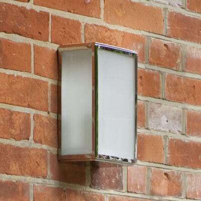 Astro Homefield 1095009 fürdőszoba fali lámpa nikkel opál fém