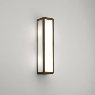 Astro Mashiko 1121055 fürdőszoba fali lámpa bronz