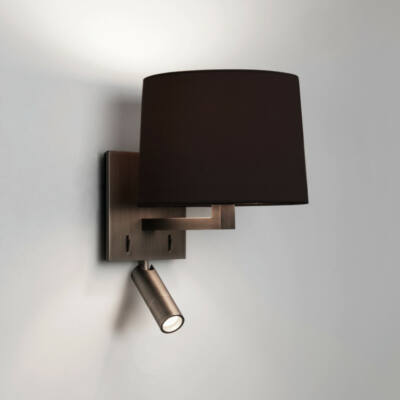 Astro Azumi 1142048 fali lámpa bronz