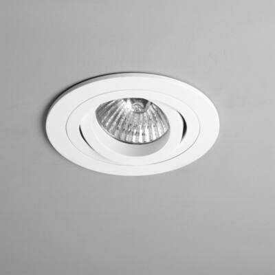 Astro Taro 1240028 álmennyezetbe építhető lámpa  fehér   fém