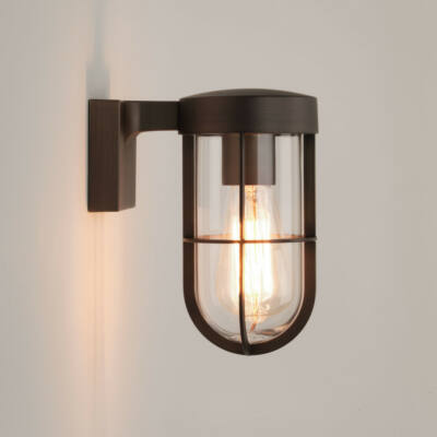 Astro Cabin 1368025 fürdőszoba fali lámpa bronz