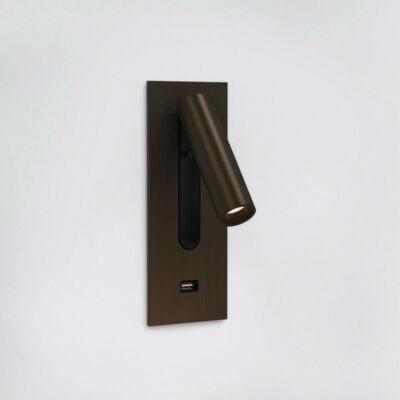 Astro Fuse 3 USB 1215085 falba építhető lámpa bronz