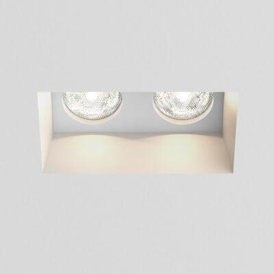 Astro Blanco 1253001 álmennyezetbe építhető lámpa fehér gipsz