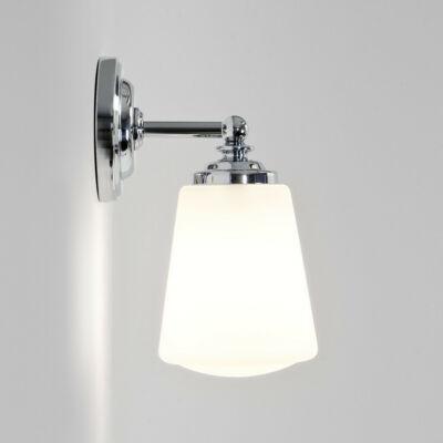Astro Anton 1106001 fürdőszoba fali lámpa króm fehér fém