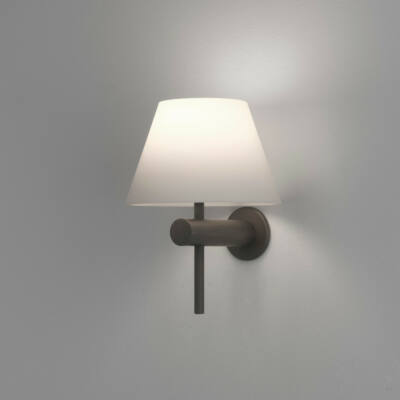 Astro Roma 1050006 fürdőszoba fali lámpa bronz fehér bronz