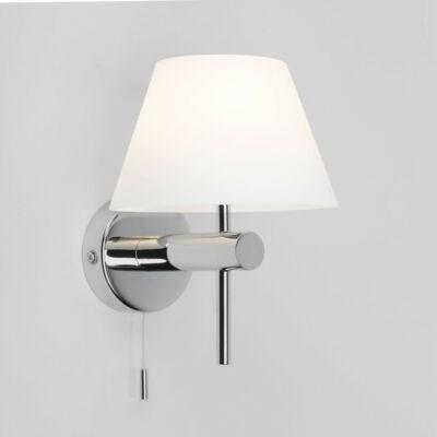 Astro Roma 1050002 fürdőszoba fali lámpa króm fehér fém