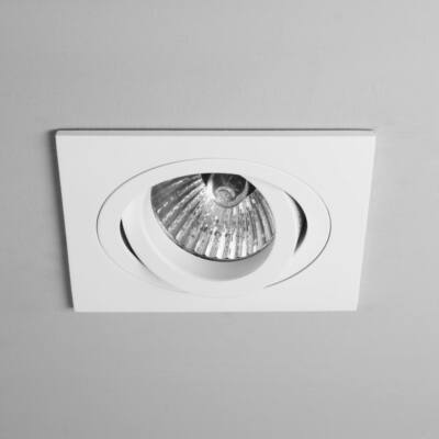 Astro Taro 1240016 álmennyezetbe építhető lámpa fehér fém
