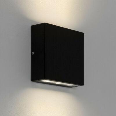 Astro Elis 1331002 kültéri fali led lámpa fekete fém