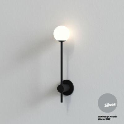 Astro Orb 1424004 fürdőszoba fali lámpa matt fekete fehér