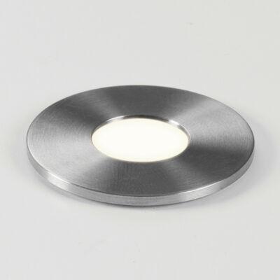 Astro Terra 1201003 padlóba építhető lámpa acél fém