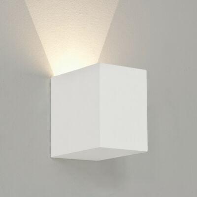 Astro Parma 1187016 gipsz fali lámpa  fehér   gipsz