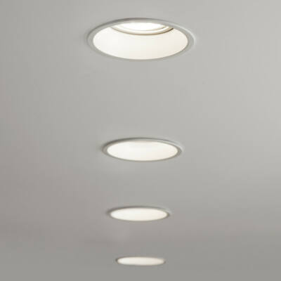 Astro Minima 1249010 süllyesztett lámpa fehér fém