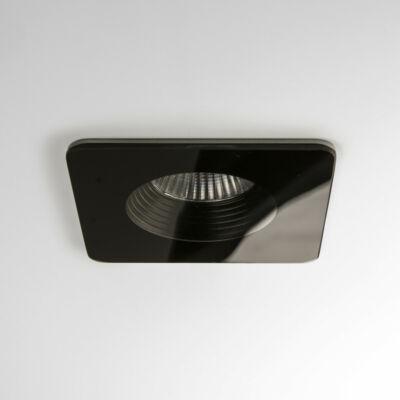 Astro Vetro 1254008 kültéri mennyezeti led lámpa fekete üveg