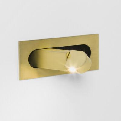 Astro Digit 1323007 fali olvasólámpa matt arany