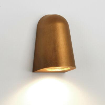 Astro Mast 1317003 kültéri fali lámpa antik sárgaréz fém