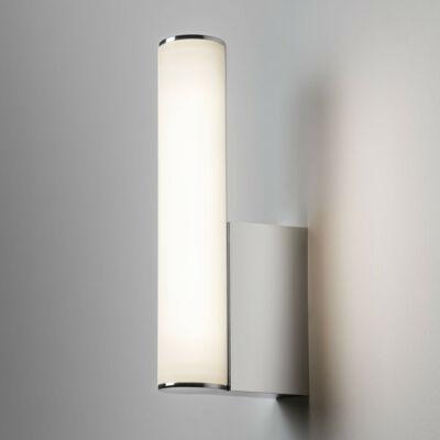 Astro Domino 1355001 fürdőszoba fali lámpa króm fehér fém