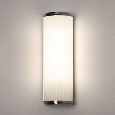 Astro Monza 1194018 fürdőszoba fali lámpa króm fehér fém