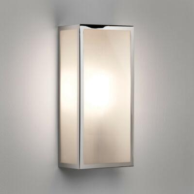 Astro Messina 1183010 fürdőszoba fali lámpa nikkel opál fém