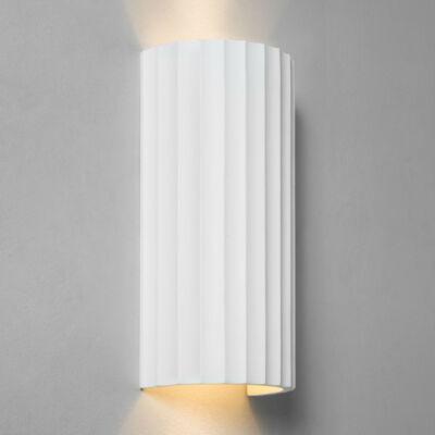 Astro Kymi 1335003 gipsz fali lámpa fehér gipsz