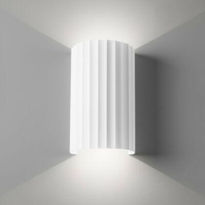 Astro Kymi 1335001 gipsz fali lámpa fehér gipsz
