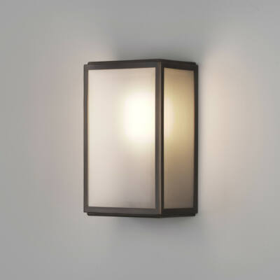 Astro Homefield 1095017 fürdőszoba fali lámpa bronz opál bronz