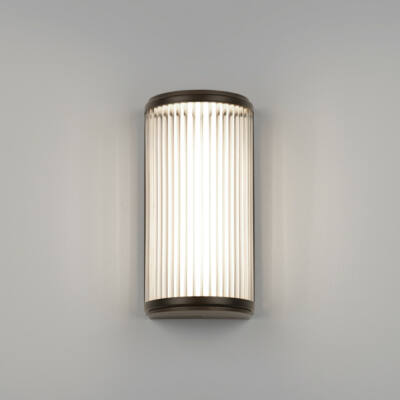 Astro Versailles 1380004 fürdőszoba fali lámpa bronz átlátszó bronz