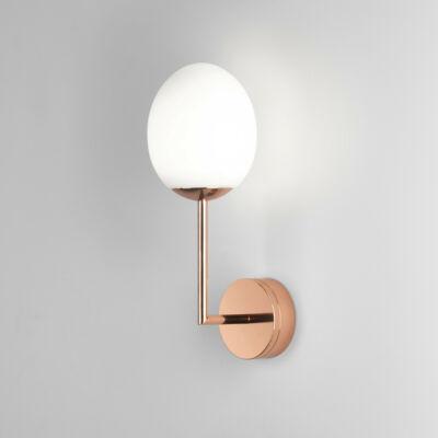 Astro Kiwi 1390001 fürdőszoba fali lámpa  réz   fehér   fém