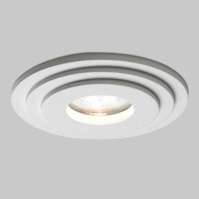 Astro Brembo 5583 álmennyezetbe építhető lámpa fehér gipsz